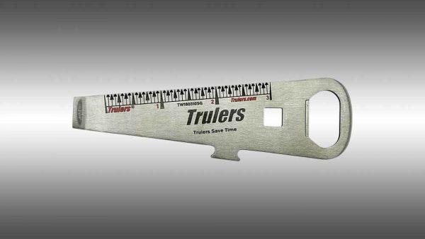 Trulers Groovy Ruler Bottle Opener TW160310SG